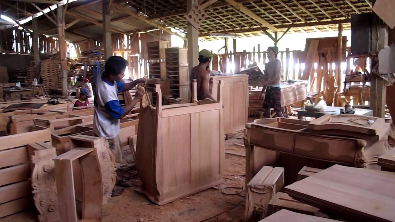 Proses Produksi Pesanan Mebel By M Hilal Muharom Marketing