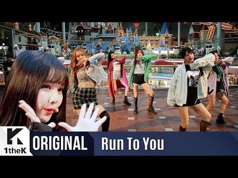 RUN TO YOU(런투유): GFRIEND(여자친구) _ Rough(시간을 달려서)