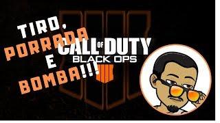 CALL OF DUTY BLACK OPS IIII - TIRO, PORRADA E BOMBA!
