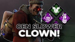 GEN SLOWER CLOWN! - Dead by Daylight!