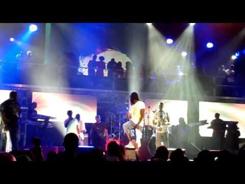 """Mavado @ Reggae Sumfest, Montego Bay 7-21-11 Performing """"Nuh Fraid A Dem/9 Lives"""""""