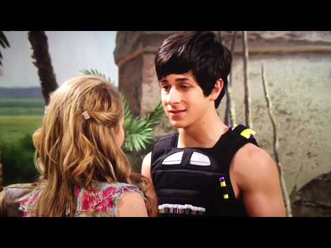 Justin and Juliet's Love Story (Wizards of Waverly Place)
