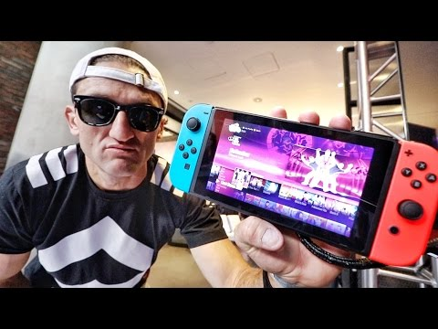 Thumbnail: MY NINTENDO SWITCH
