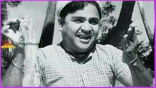 Padmanabham Comedy Scene - In Mooga Nomu Telugu Movie