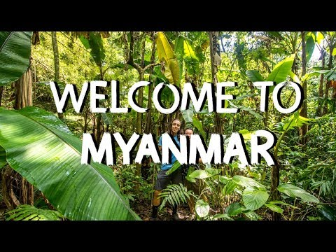 HOW TO TRAVEL MYANMAR - A Backpacking Documentary - Episode 4: MANDALAY to HSIPAW