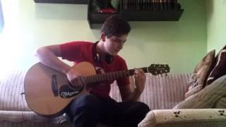 Holograf-Cat de departe (chitara)