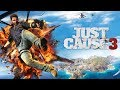 Just Cause 3 on an Intel UHD 630