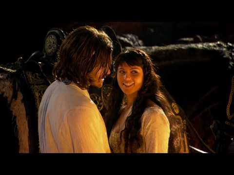 Jake Gyllenhaal and Gemma Arterton - Relationship Featurette - PRINCE OF PERSIA