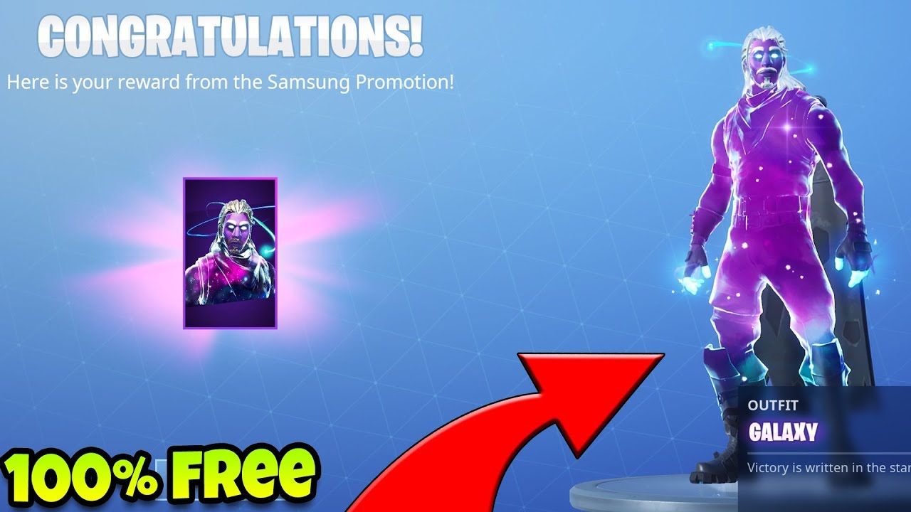 fortnite galaxy skin hack ps4