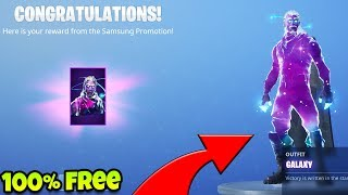 (NOT CLICKBAIT) - HOW TO GET THE GALAXY SKIN FOR 100% FREE AND LEGIT (NO HACKS) - FREE FORTNITE SKIN