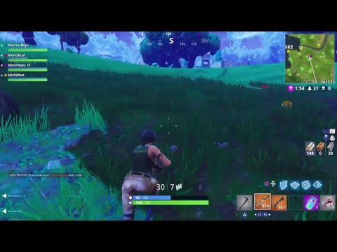 Fortnite #14 WE SHALL GET THE WIN