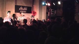 Rizzle Kicks Mama Do The Hump (produced by Fatboy Slim) Live GDS Brighton