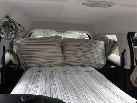 Jeep Patriot Camper  YouTube