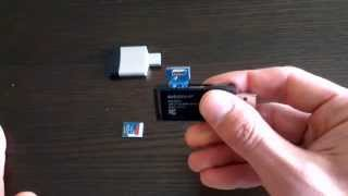 ODroid eMMC SD Card Reader - Is your SD Card Reader Compatible with the eMMC?