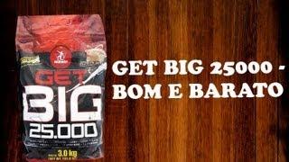 GET BIG 25000 MIDWAY - BOM E BARATO