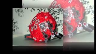 №41 Букет Невесты ручной работы Вдохновение Сумерек
