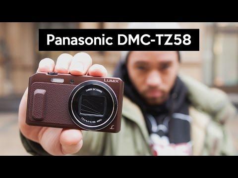 Panasonic DMC-TZ58   Praxistest   Unboxing   Review auf Deutsch