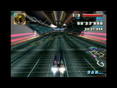 "F-Zero GX - Mute City Serial Gaps 1'10""783 With Twin Noritta"