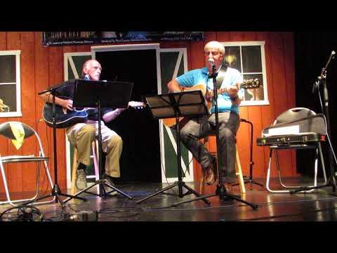 Bruce MacDougall singing Alan Rankin's Maritime Star