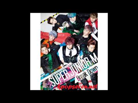 [MP3/DL] Super Junior-M - Break Down