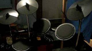 Simmons SD5K Electronic Drum Kit