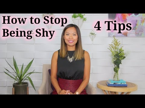 How to Stop Being Shy (Communicate with Confidence)