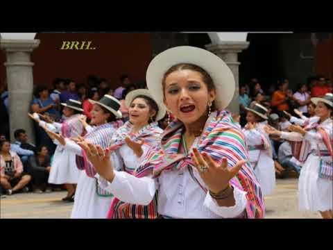 CARNAVAL AYACUCHANO- VENGO SOLTERITO-LOS APUS -FULL HD...   BRH