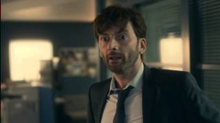 Video Broadchurch - Clip from Episode One feat. David Tennant and Olivia Colman download MP3, 3GP, MP4, WEBM, AVI, FLV November 2017