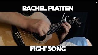 Download lagu Rachel Platten - Fight Song - Fingerstyle Guitar