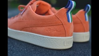 Big Sean x Puma Suede - Did People Even Know About These?