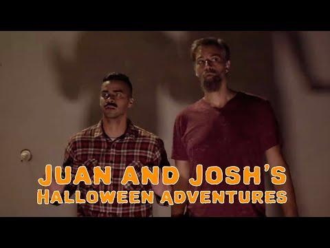 Juan and Josh's Halloween Adventures | David Lopez