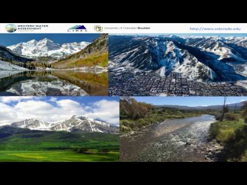Warmer—But to What End? The Past, Present, and Future Climates of the Roaring Fork Valley