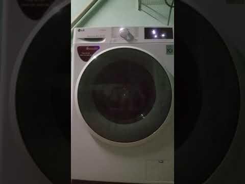 máy giặt LG Fc1408s4w2 8kg vắt 1200 vòng