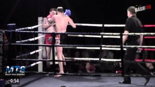 MTB8 - Scott Kerr vs Tarek Anderson - 60kg