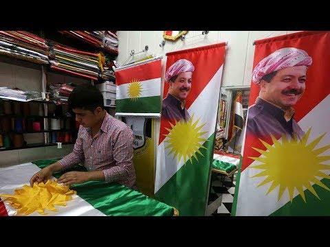 Iraq, Turkey and US voice concerns over Kurdish independence referendum