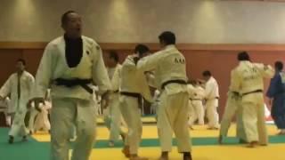 横浜国大の高田健太郎先生との乱取り、その2 一年前より、絶対に強くな...