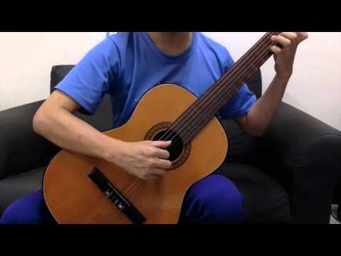 Taize songs guitar accompaniment demo - El Senyor