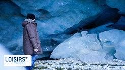 Glacier de Zinal - Découvrez  ses entrailles