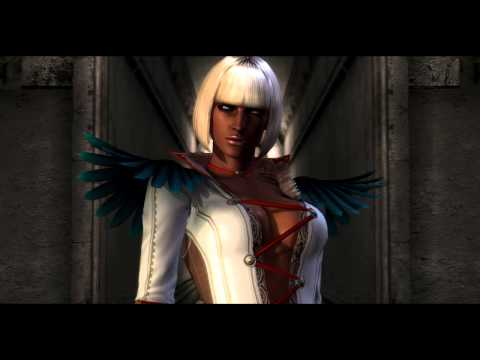 Devil May Cry 4 SE: Featuring Gloria as Gloria - YouTube Devil May Cry 4 Gloria