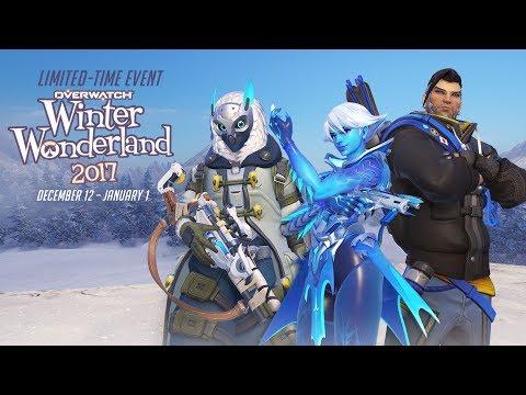 Download Youtube: Overwatch Seasonal Event | Winter Wonderland 2017 (EU)