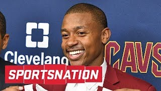 Did the Cavaliers really win the Kyrie Irving-Isaiah Thomas trade? | SportsNation | ESPN