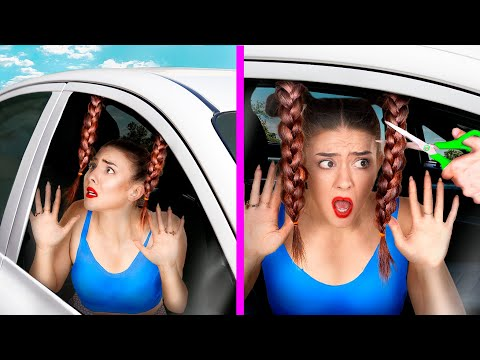Funny Sibling Pranks! Sister vs Brother Pranks!