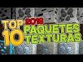 TOP PAQUETES DE TEXTURAS MINECRAFT 2016