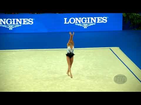 AVERINA Dina (RUS) - 2017 Rhythmic Worlds, Pesaro (ITA) - Qualifications Hoop