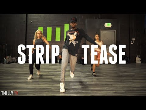 Danity Kane - Strip Tease - Choreography by Jared Jenkins - #TMillyTv