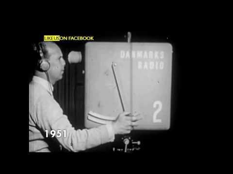 DR1 (Denmark) 1951 - 2013