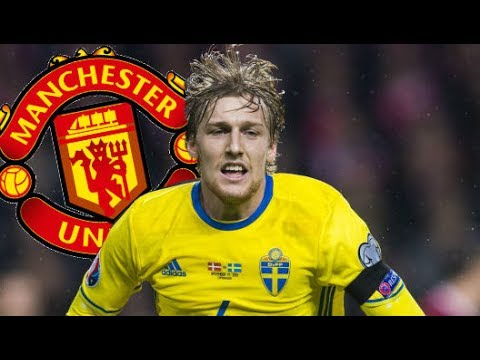 WELCOME TO MANCHESTER UNITED - EMIL FORSBERG