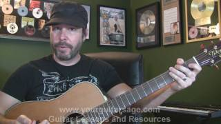 Guitar Lessons - The Otherside by The Red Hot Chili Peppers - cover chords Beginners Acoustic songs