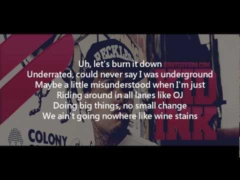 Kid Ink - Hell and Back ft. MGK Lyrics