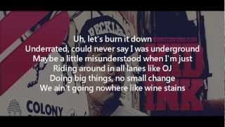 Kid Ink - Hell and Back ft. MGK Lyrics
